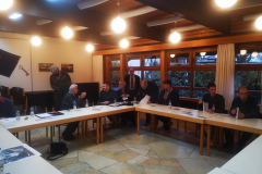 Bezirkskonferenz des DVF in Ofterdingen