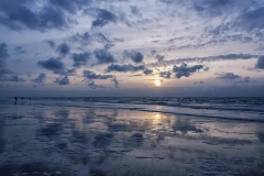 Simone Weniger; Titel: Vejers Strand