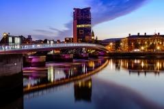 Belfast by Nacht